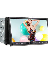 7-inch 2 Din TFT Screen In-Dash Car DVD Player With Bluetooth,Navigation-Ready GPS,iPod-Input,RDS,TV + Australian Map Card