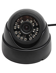 Ultra Low Price Dome Camera with Sony CCD (420TVLine, 6mm Lens)