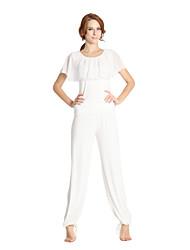 merletto fashion Discoteca viscosa / spandex abiti yoga per le donne