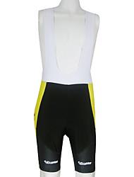 KOOPLUS® Fahrradträgerhosen Herrn Fahhrad Atmungsaktiv / Rasche Trocknung Bib - Shorts/Kurze radhose MIT Trägern / Shorts/Laufshorts