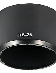 hb-26 capa de lente para nikon af nikkor 70-300mm 1:4-5.6 g hb26