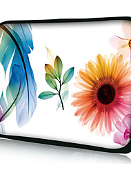 """Wash Painting Neoprene Laptop Sleeve Case for 10-15"""" iPad MacBook Dell HP Acer Samsung"""