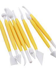 DIY Cake Modeling Tools Kit (8 Pieces)