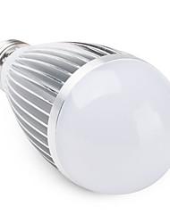 e27 7w 3500K 700lm 3000-chaude ampoule blanche boule de lumière LED (AC 85 ~ 265V)