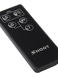 SHOOT RC-1 Wireless Remote Controller Switch for Canon 400D 350D 300D a1 a2 a3 a5 S70 S60 Pro1 Pro90