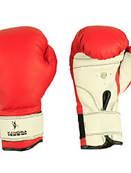 Fashionable Internal Thicken Full Finger Boxing Gloves 10oz (Average Size)