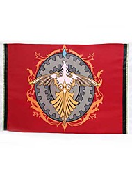 Type-0-Rosefinch Cosplay Flag