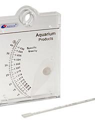 aquarium marin hydromètre salinité de l'eau