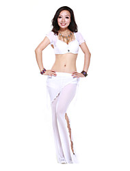 Dancewear Spandex Belly Dance Outfit For Ladies More Colors