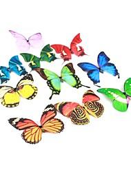 Big Decorative Magnetic Butterfly (Random Colors)