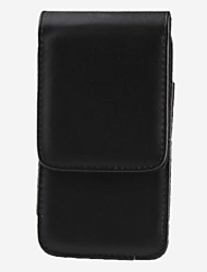 PU Leather Case with Magnetic Flap for Samsung Galaxy S3 I9300 and Galaxy Nexus I9250 (Black)