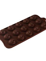 силиконовые формы золотой слиток формы Сахарные для конфет / печенья / желе / шоколад