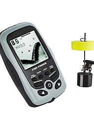 Phiradar Dot Matrix Portable LCD Fish Finder