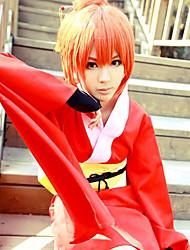 cosplay traje inspirado en Gintama Kagura (estilo japonés)