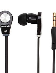 clássico fone de ouvido estéreo dinâmica de graves