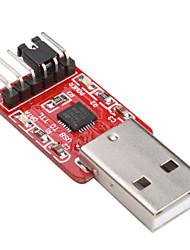 CP2102 USB 2.0 в UART TTL 6pin модуль последовательного преобразователя