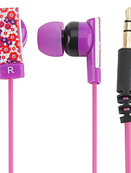 Kanen Flower Fairy In-ear Magnetic Earphone