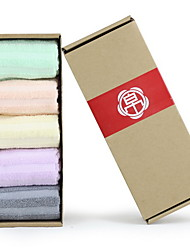 """caixa de senhoras refinadas """"de meias (5 pares um conjunto)"""