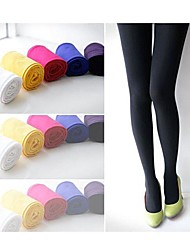 Colorful Fleece Leggings(A Pairs/Set)