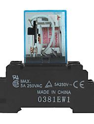 my2nj 5a elektromagnetische Relais-blau (AC 220/240V)