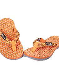 Toread Fabric Rubber Wearproof Flip Flops Beach 9086