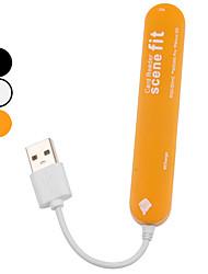 USB 2.0 lecteur de cartes 4-slot pour SD, MS, micro sd, m2