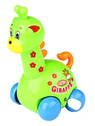 Educational Lovely Giraffe Clockwork Toys for Kids (Green)