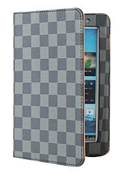 Плед Защитный чехол PU с подставкой для Samsung Galaxy P3100 Tab2
