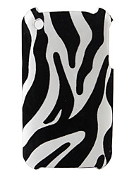 Case Dura para iPhone 3G e 3GS - Zebra (Multi-Cores)