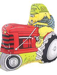 Estilo Tractor Rellenos de Gas juguete para perros