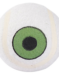 Single Eye Style Tennis Ball Toy for Dogs