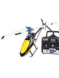 Geheimnis topspeed 450V2 3d Hubschrauber Hubschrauber rtf (Klinge, Baldachin zufällige Farbe)