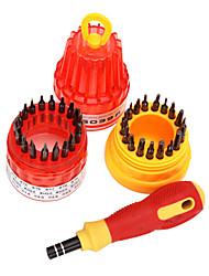 37 em 1 chave de fenda conjunto de ferramentas de telefonia móvel kit de reparação
