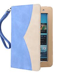 Ретро защитный чехол ПУ с подставкой для Samsung Galaxy tab2 p3100 (разных цветов)