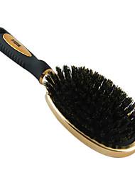 Coussin de massage à air soies Brosse à cheveux Paddle