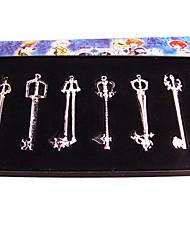 Arsenal (8 pieces)Key Set