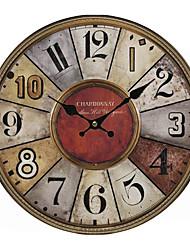 Horloge murale Méditerranée