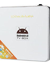 Android 4.0 TV BOX HD Networking Set-Top-Box-Player (mit WIFI)
