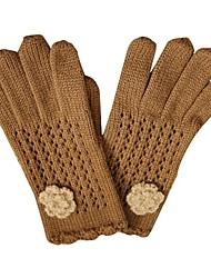 Wrist Length Fingertips Glove Wool Winter Gloves/Party/ Evening Gloves
