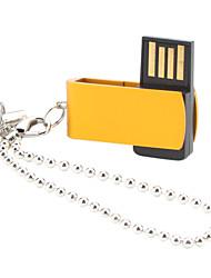 4GB Sunshine sleutelhanger USB 2.0 Flash Drive