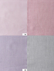 100% Cotton Woven Yarn-Dyed Mini-Plaids By The Yard (Many Colors)