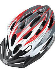 Capacete de Ciclismo exterior MTB com Sunvisor (24 Vents)