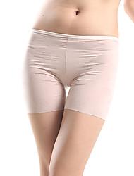 viscosa medio de la cintura del pantalón sin fisuras boda boyshort (más colores) sexy lingerie shaper