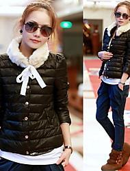 Fashion Slim Basic Cotton Jacket