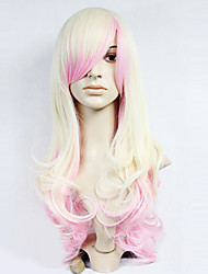parrucca cosplay ispirato dalla serie Macross gk ver. Sherly nomo