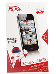 Matte Screen Protector Film für iPhone 5