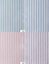 100% Cotton Woven Yarn-Dyed Oxford By The Yard (Many Colors)