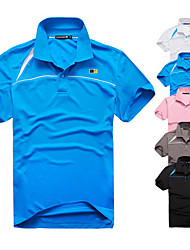 Herrenmode Kurzarm-Polo-T-Shirt
