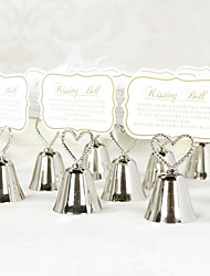 Place Cards and Holders Creative  Bell Favors - Set of 4 (More Colors)