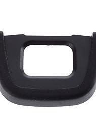 Ocular de Borracha DK-23 para Nikon D300 D300S (Preto)